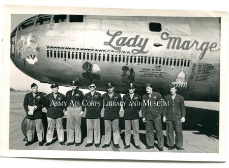 B-29 Superfortress Lady Marge Otto W. Buenting