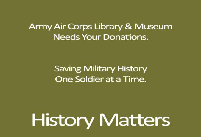 - Army Air Corps Library and Museum